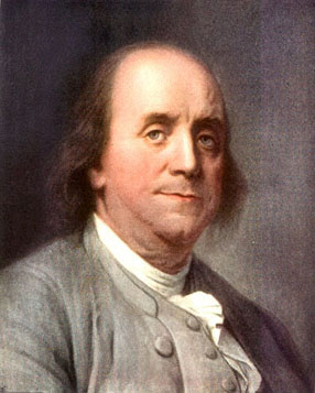 Ben Franklin was an autodidact.
