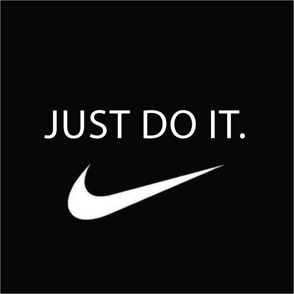 Nike's winning logo.