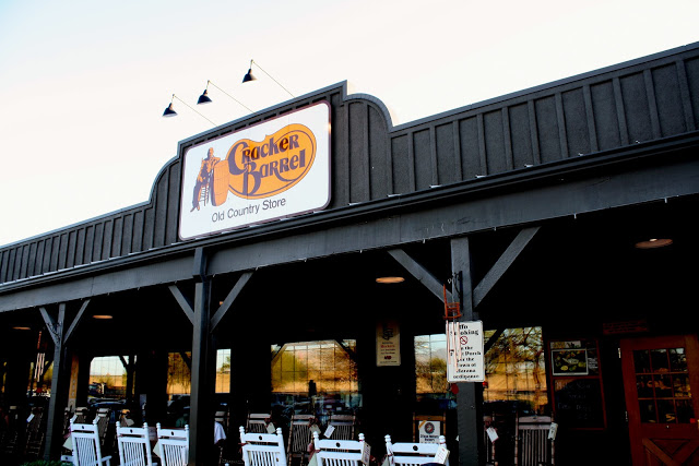 Hokey, Cracker Barrel-style.