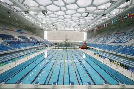 Interesting Olympic Swimming Pools Of Breaststroke And By Isabelle Wong In Decorating Ideas