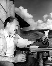 Hemingway wrote about a life, lived.