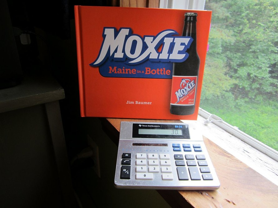 Moxie math and keeping the stories straight.