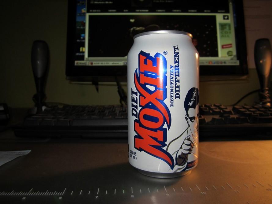 Moxie can