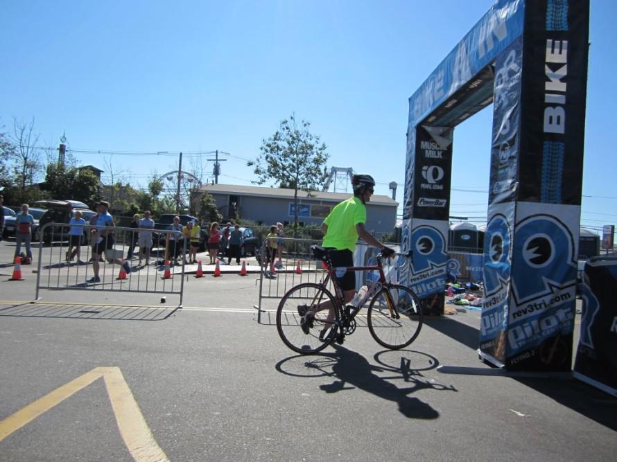 Jim-Bike arch