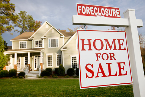 Foreclosures in America are at a crisis level.
