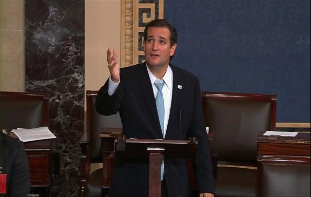 Love him, or hate him, Tea-nutter, Ted Cruz.