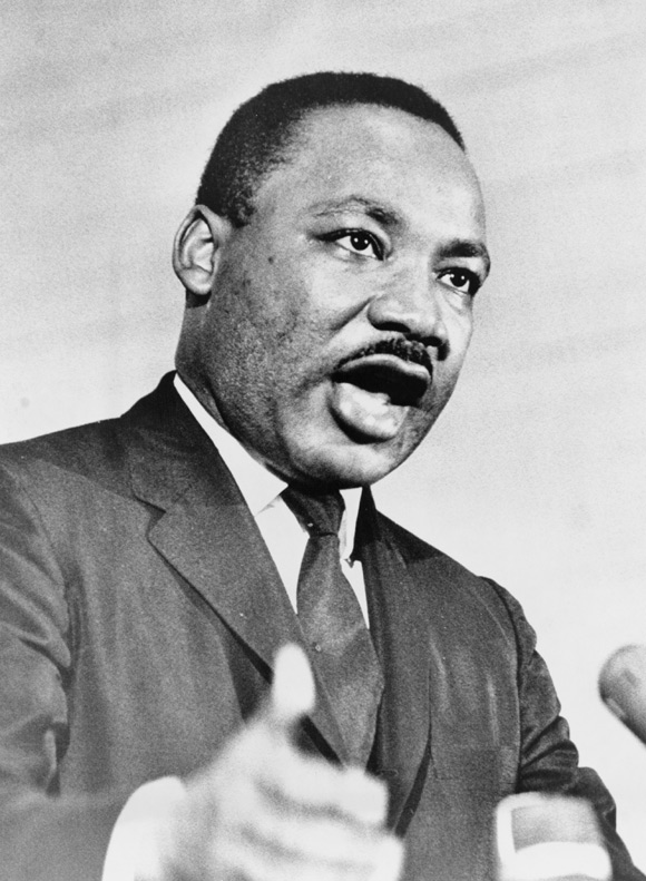 Dr. Martin Luther King Jr. was a polarizing figure during his lifetime.