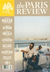 Paris Review No. 181 Cover-Norman Mailer