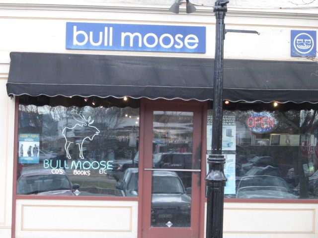 Brunswick Bull Moose Music.