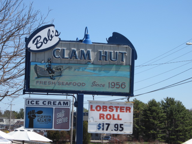 Building lobster rolls (and cooking clams) since 1956.