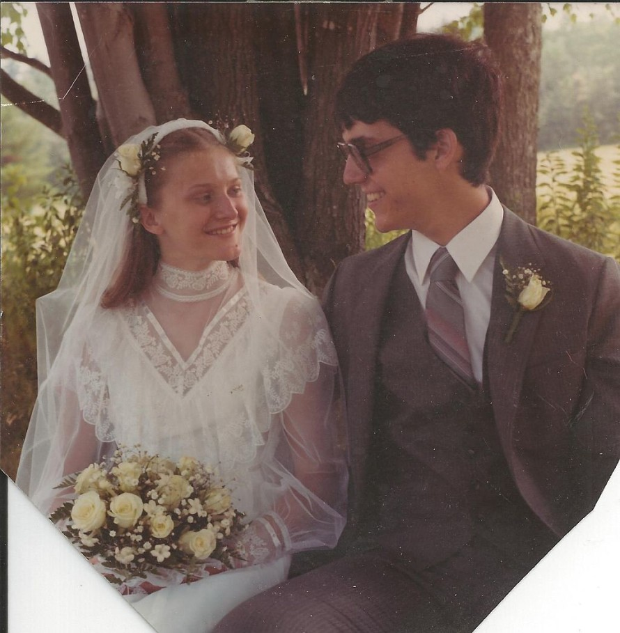 Marriage Day, July 17, 1982.