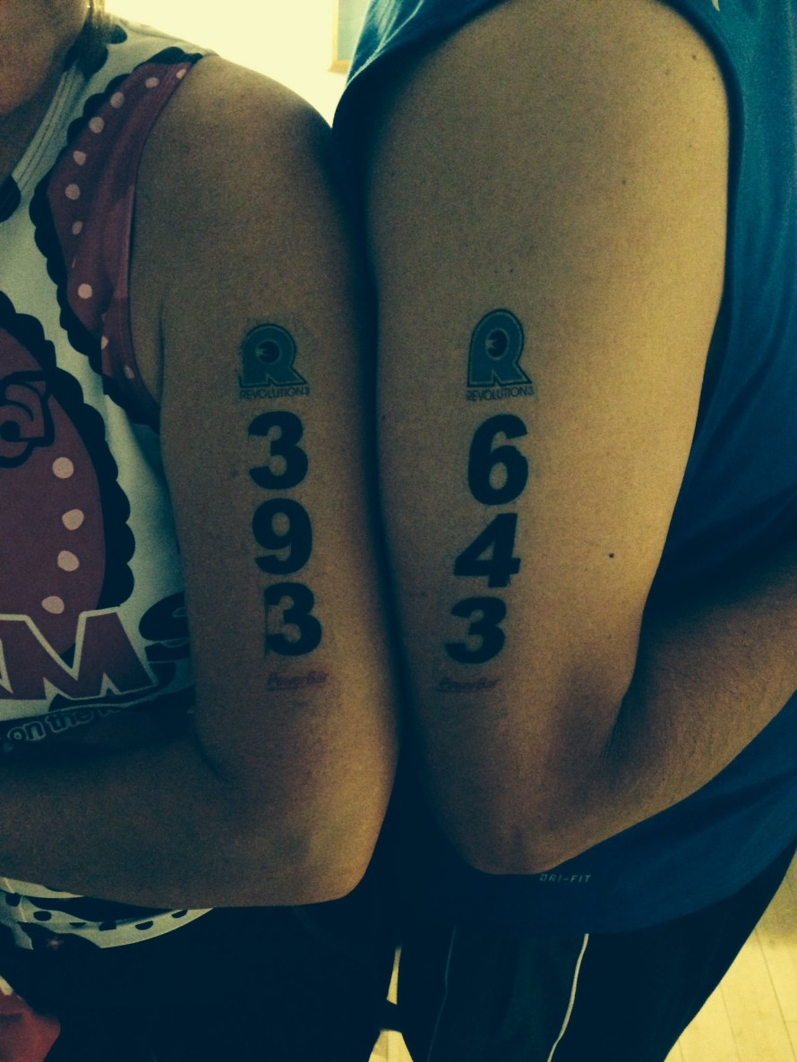 The number tattoos have been applied--Rev3 2014.