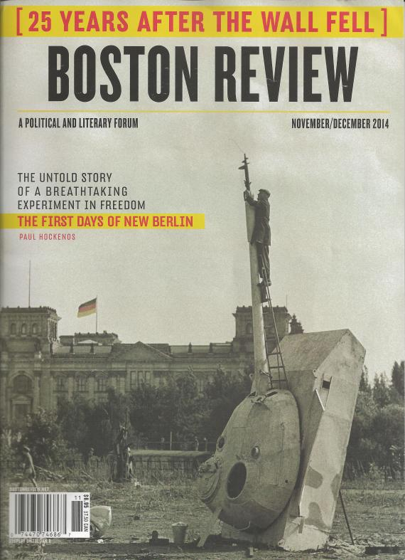 Boston Review: A magazine where ideas reign supreme.