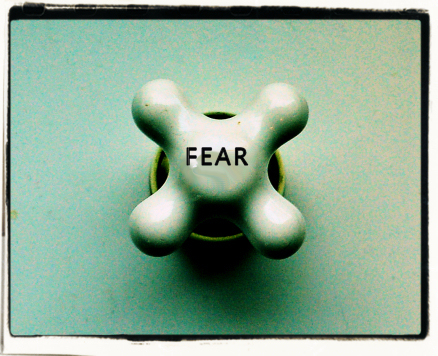 It's easy to crank the spigot on fear.
