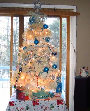 Christmas Tree, Oh, Christmas Tree.