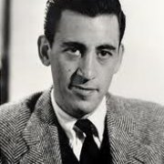 Literary icon, JD Salinger.