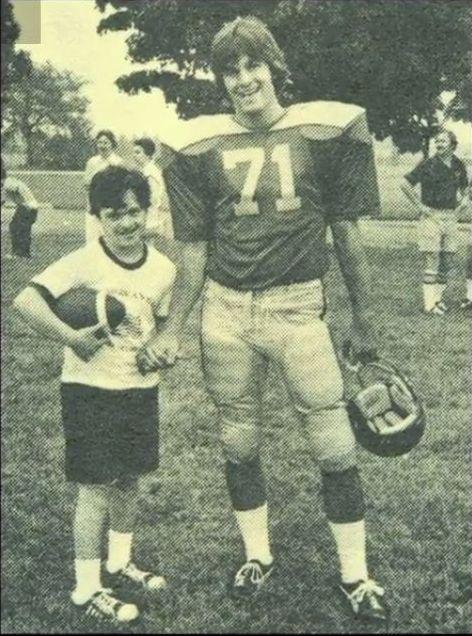 Dr. Oz football player