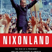 Rick Perlstein's epic book about Richard Nixon.