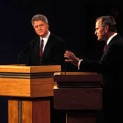 Back to the Future: Another Bush/Clinton election!