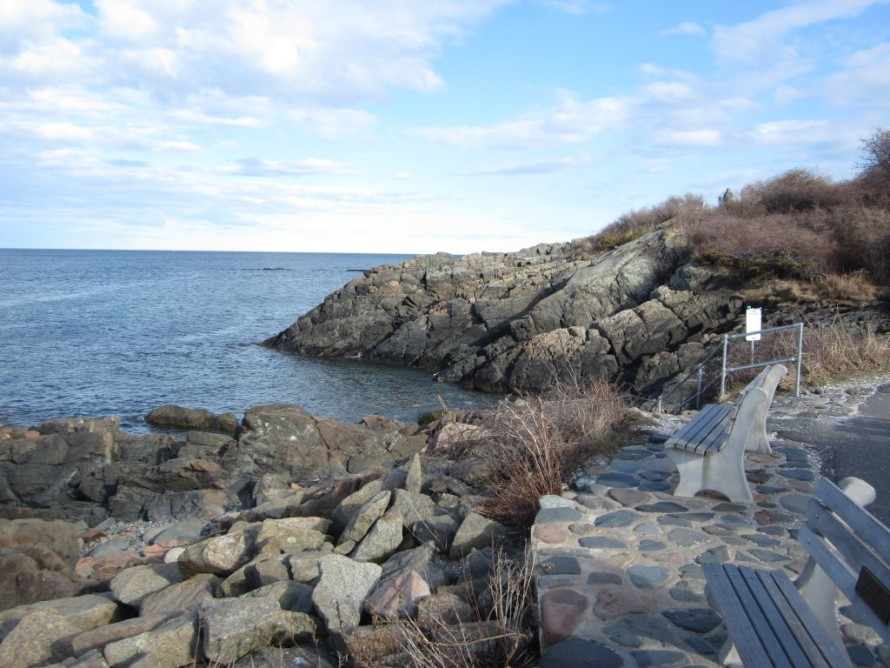 Oqunquit's Marginal Way.