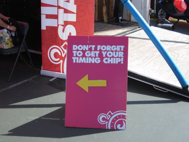 Did you get your timing chip?