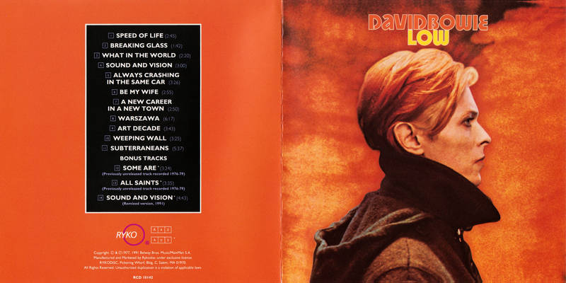 "David Bowie ""Low"""