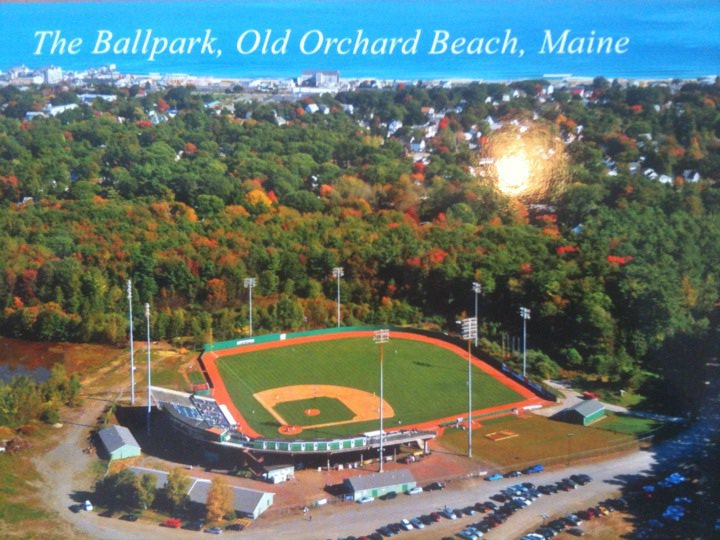 Baseball meets the beach at OOB.
