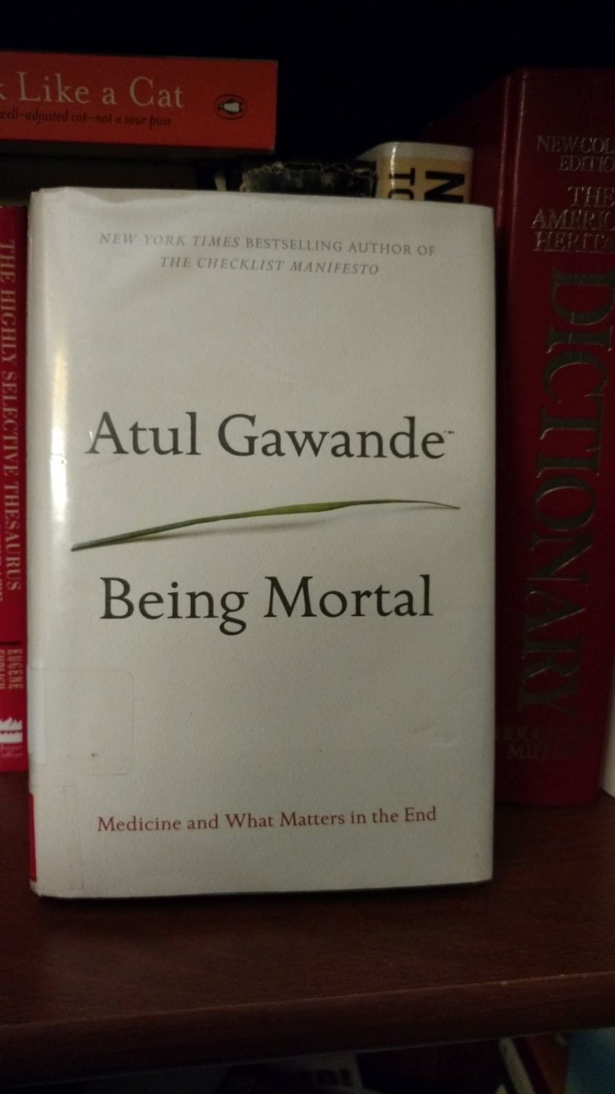 Being Mortal-Gawande