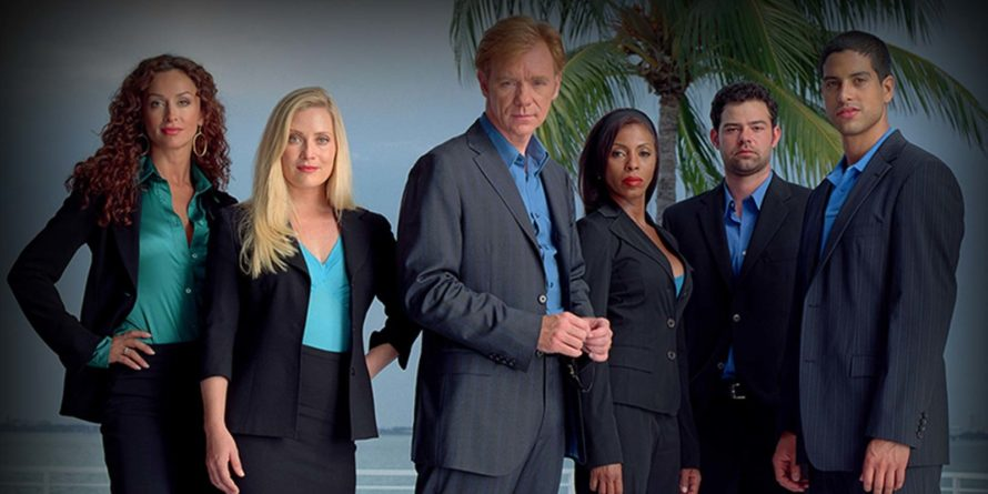 Give 'em an hour and the CSI Miami team will always get the bad guy.