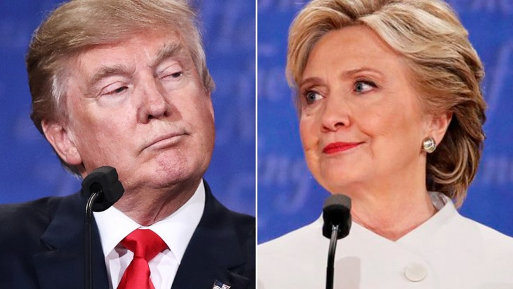 Two pathologically-damaged choices for president.