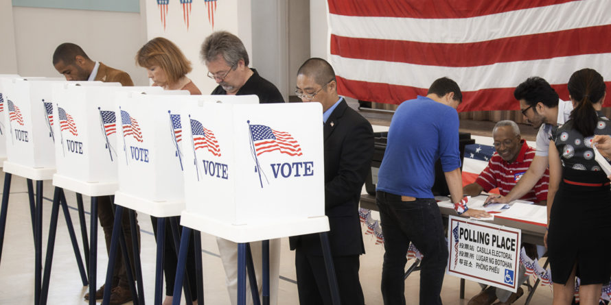 If voting mattered...