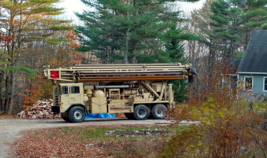 Big rigs keep on rollin'.