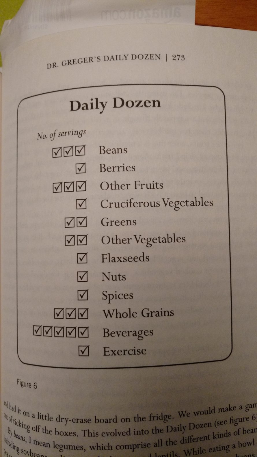 12 steps towards a healthier life.