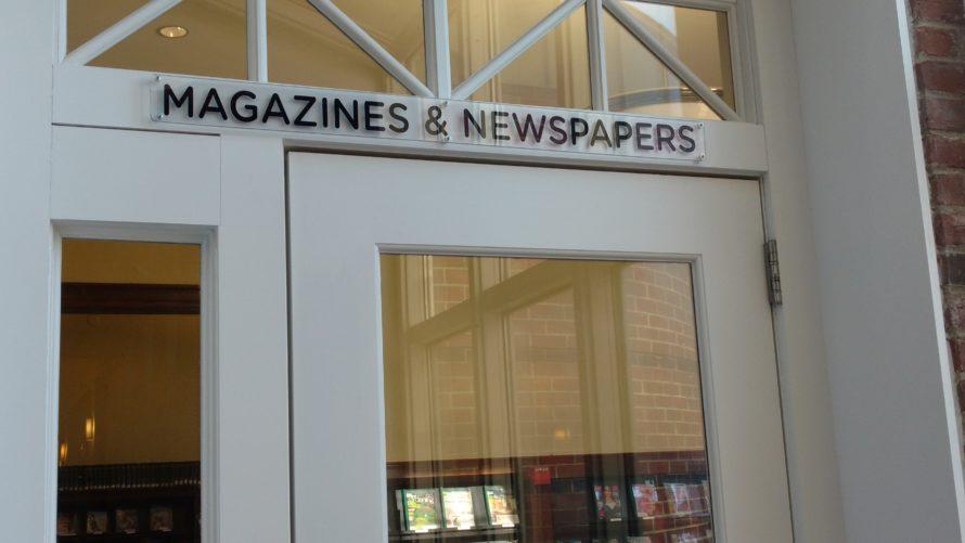 Fake news-free, at Curtis Memorial Library