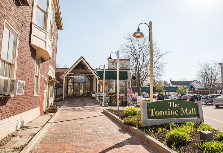 The Tontine Mall--A Brunswick Downtown Landmark.